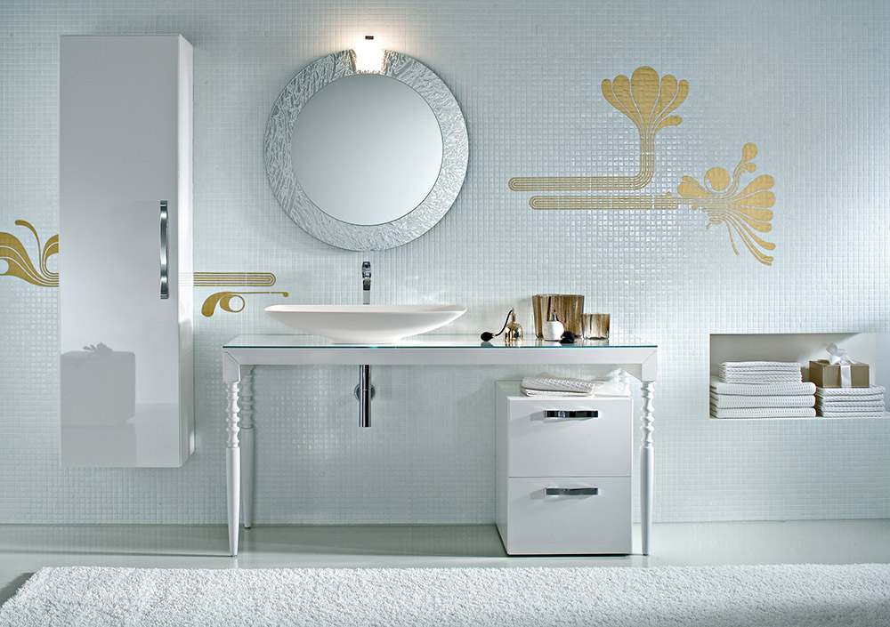 Idea Group Deco Collection   意大利品牌Idea Group 的Deco系列   At Ambient Bathrooms,  ambientshowroom.com , 604 709 9415
