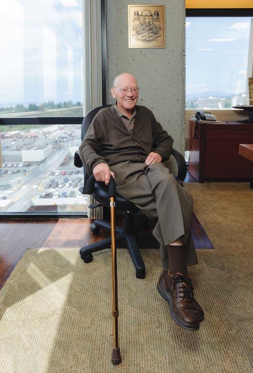 工程師Richardson近照,拍攝於2013年7月。