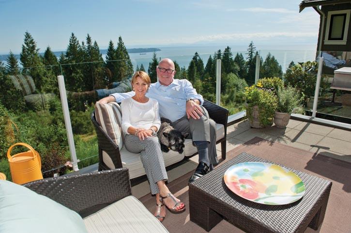 對承建商BPP讚不絕口的Ketchum夫婦,他們的房子於六年前建成。