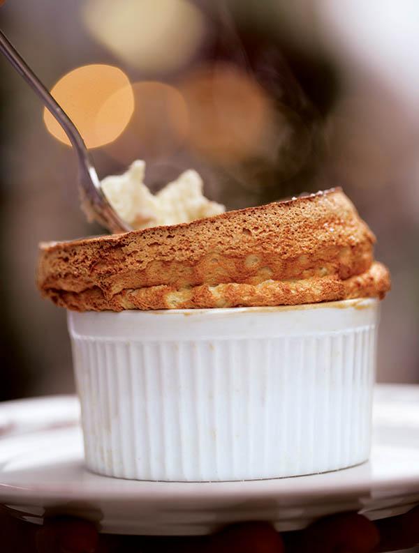 法式甜品舒芙蕾