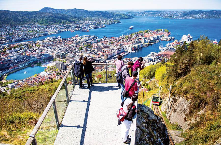 挪威卑爾根