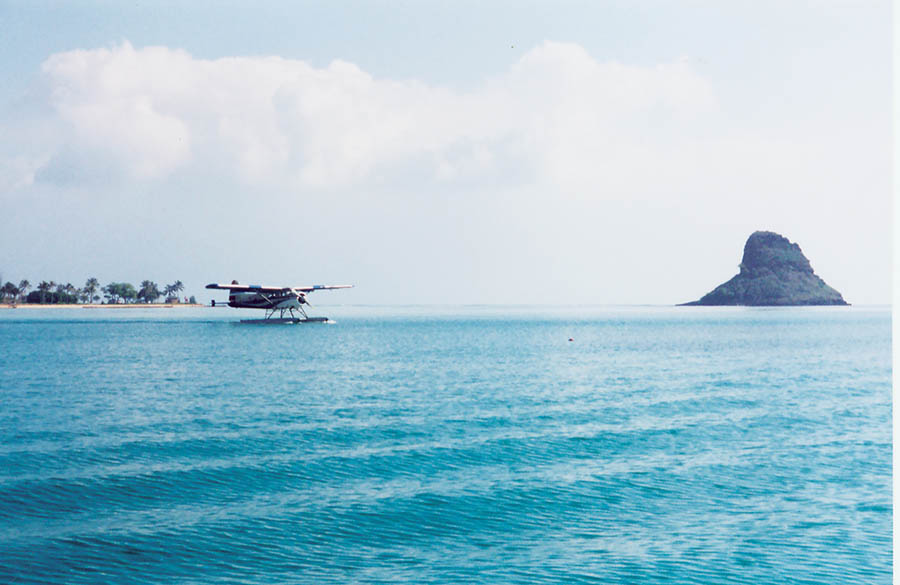 夏威夷草帽島