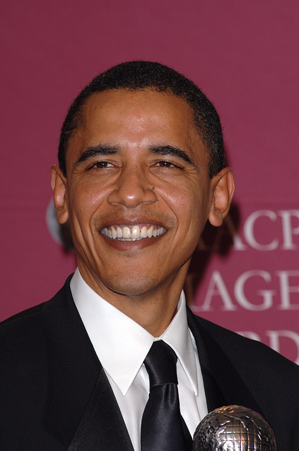 Barack Obama(Featureflash / Shutterstock.com)
