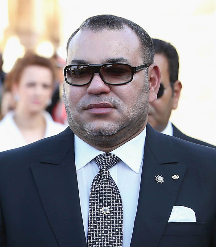 King Mohammed VI of Morocco: Chris Jackson / GettyImages