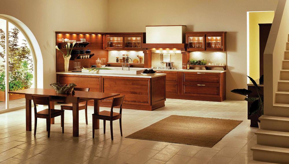 意大利品牌Snaidero的Certosa廚房系列 At Snaidero, (604) 669-4330, snaidero.com