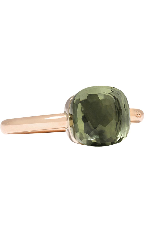 寶曼蘭朵玫瑰金戒指 $2,015