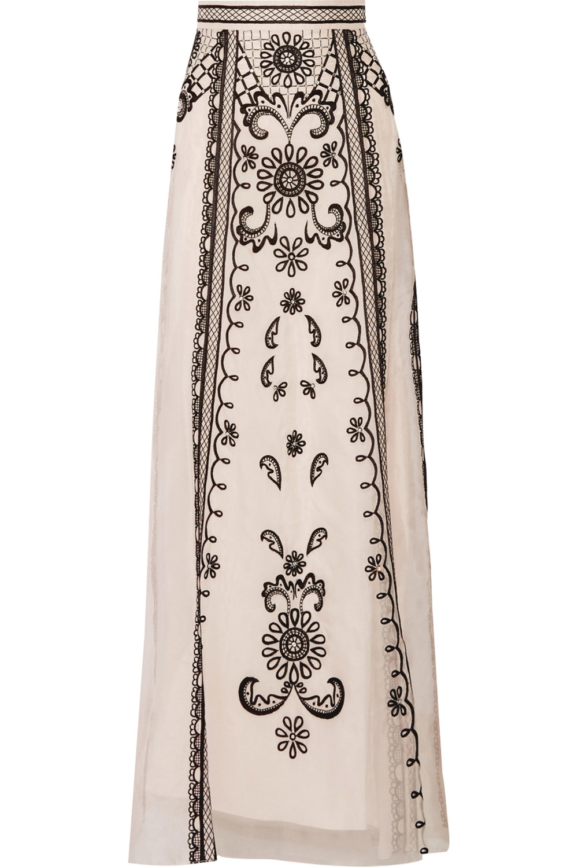 坦波麗倫敦長裙 US$2,995