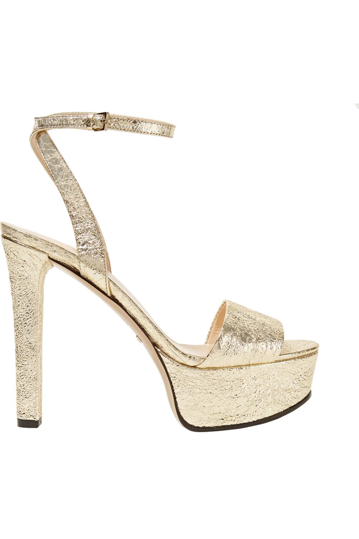 古馳高跟涼鞋 US$750