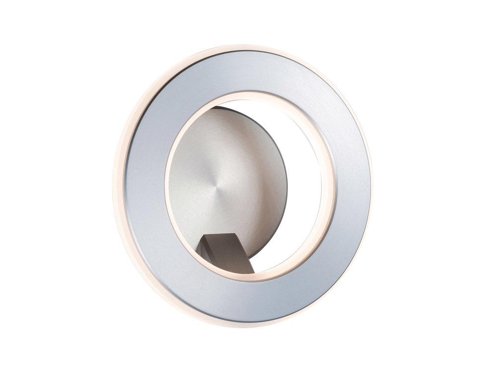 加拿大燈具和鐵藝廠商Karice設計製作的Electron壁燈,在今年榮獲了意大利A'Design設計大賽銀獎。