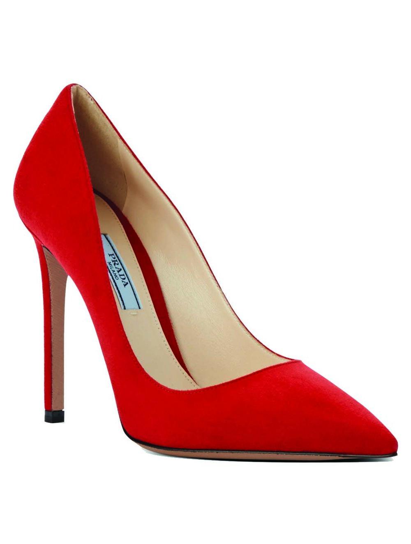 普拉達高跟鞋 $740