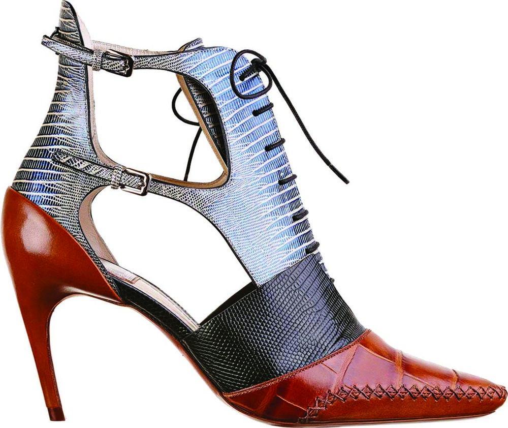 迪奧牛皮高跟鞋 $1,500