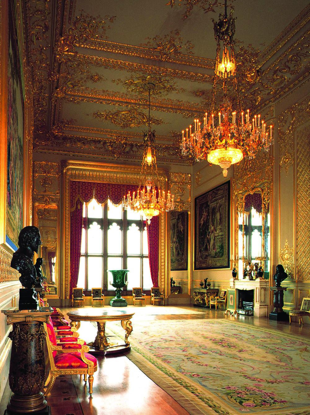溫莎城堡作為英國王室的家族城堡已經有超過900年的歷史,距離倫敦約有1個小時的車程。Wikimedia