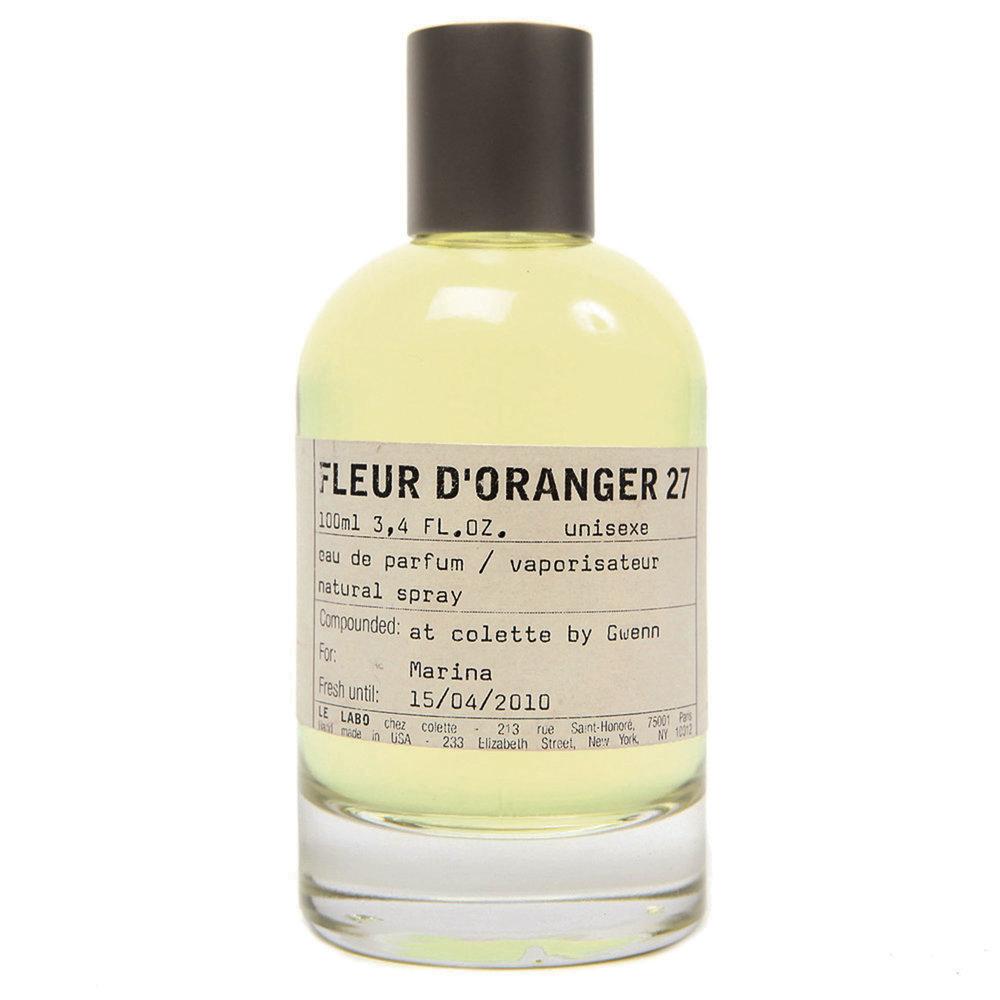 Le Labo Fleur d'Oranger 27 香水