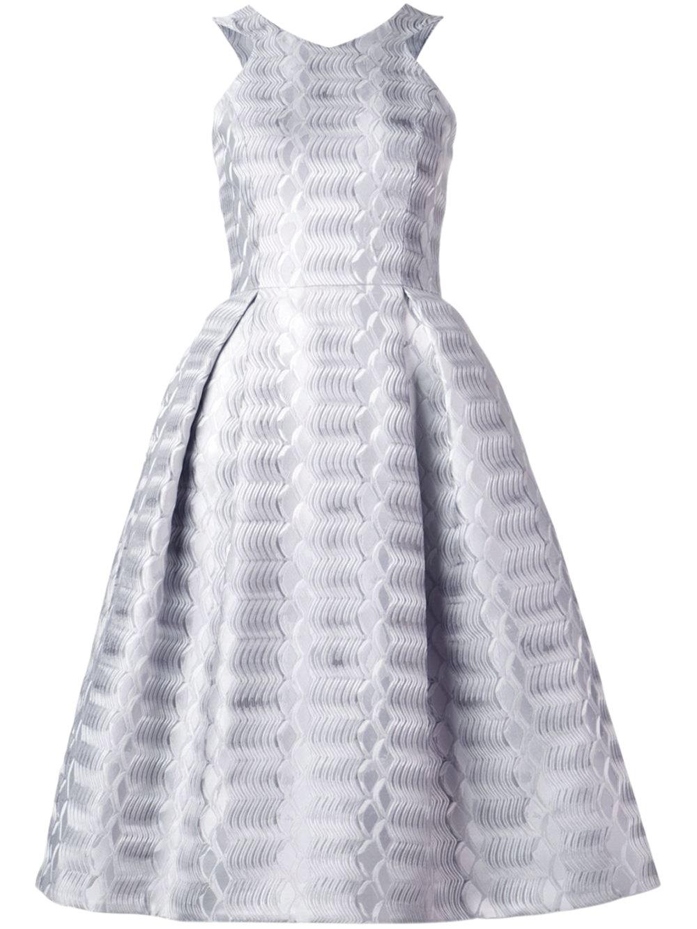 10. Mary Katrantzou 連衣裙 $4,674, farfetch.ca