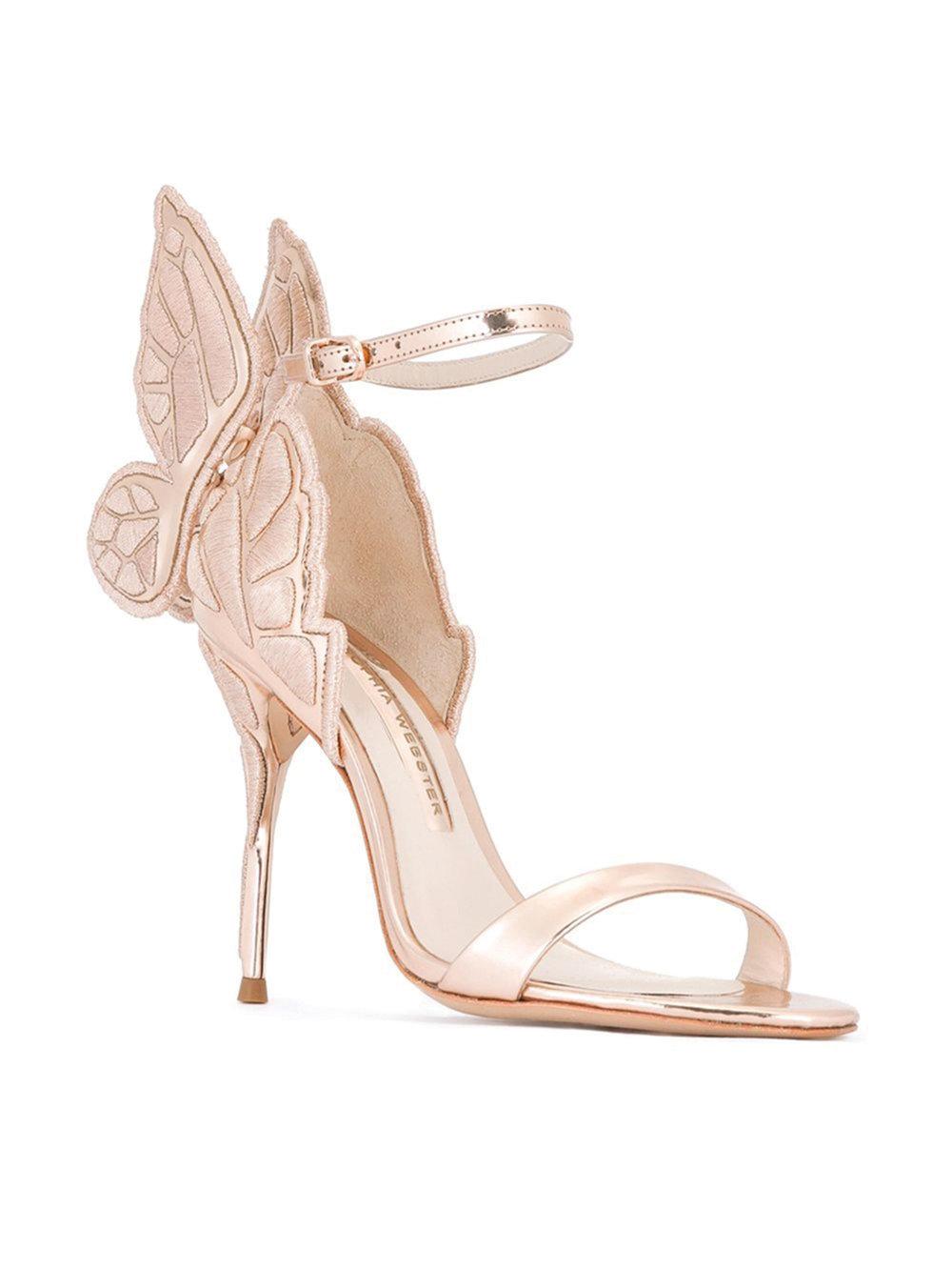 2.Sophia Webster 高跟鞋, $926   farfetch.ca