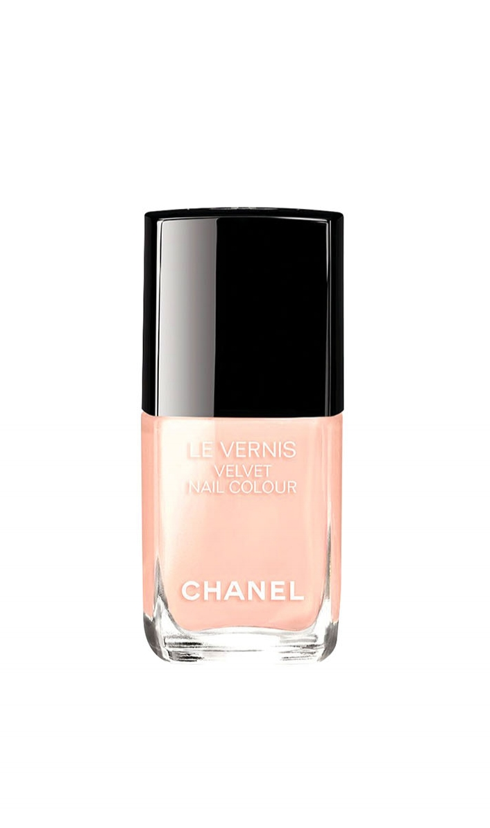 8.Le Vernis Velvet 542 Pink Rubber by CHANEL ‬$32,  chanel.ca