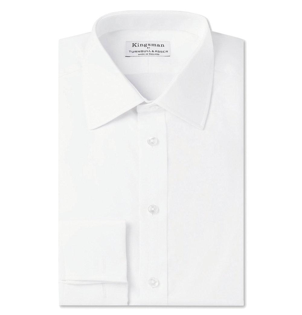 3.Kingsman 衬衫 $406, mrporter.com