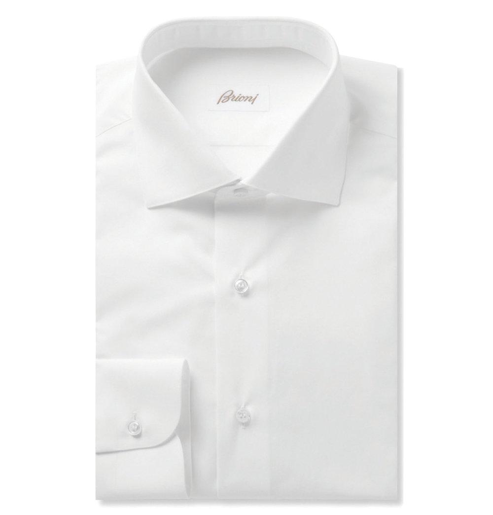 7.Brioni 襯衫 $582, mrporter.com