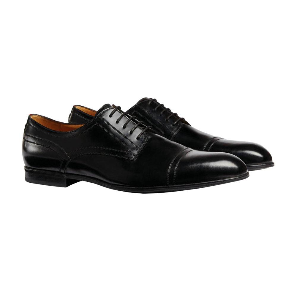 10.Gucci 皮鞋 $715, gucci.com
