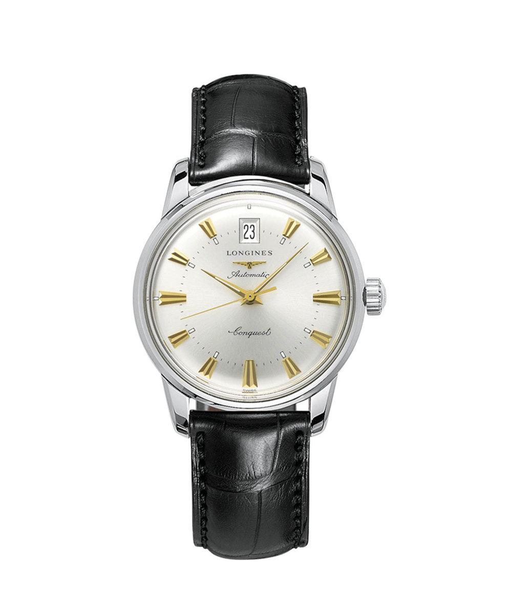 8.Longines 腕錶 $1,600, longines.com