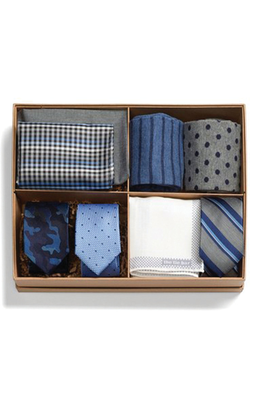 8.The Tie Bar 領帶盒 $99, nordstrom.com