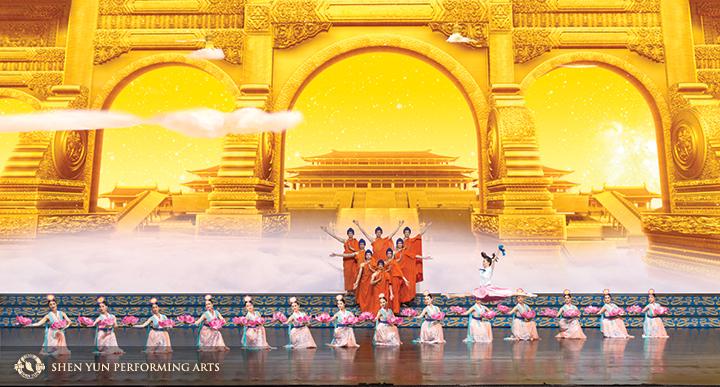 2015年林孝紘在神韻全球巡演中出演舞蹈《風雨中的蓮》。她扮演的角色是一位生活在中國大陸,父母因修煉法輪功而被抓捕的小女孩。