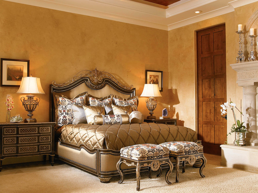 精美歐式床  At Paramount Furniture, (604) 273-0155 paramountfurniture.ca
