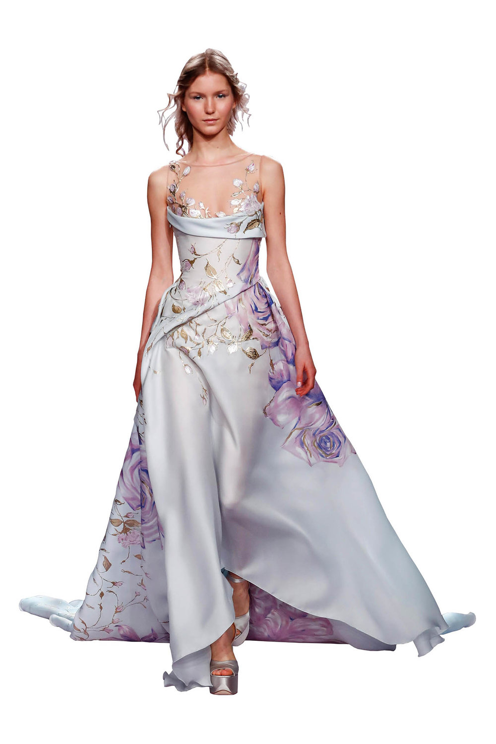 Georges Chakra Haute Couture Spring Summer 2017