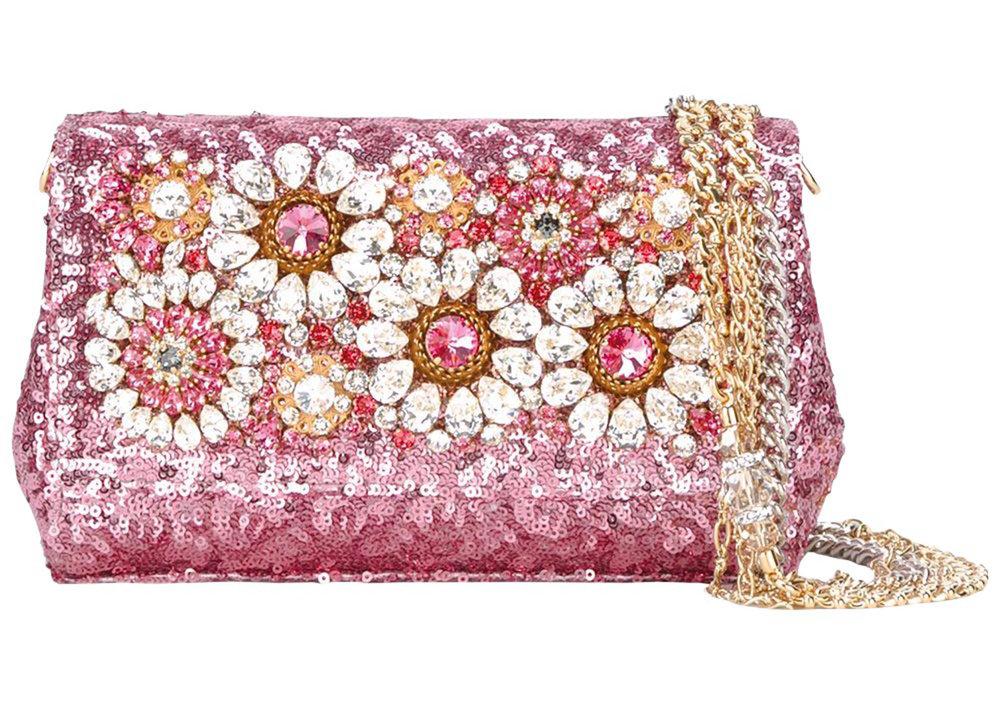 Anna Clutch by Dolce & Gabbana