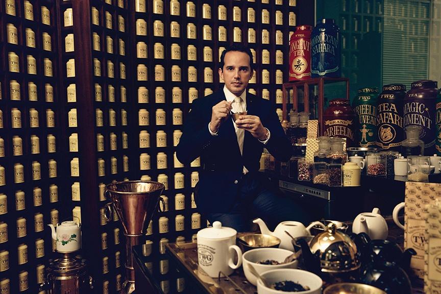 像品嚐頂級的葡萄酒一樣,茶杯的設計也應該考慮讓飲用者能從嗅覺和味覺兩方面來感受茶的芬芳。傳統的英式下午茶會採用骨瓷茶杯,這是一種異常纖薄精緻的瓷質,有著近乎半透明的質感。Photos courtesy of TWG Tea