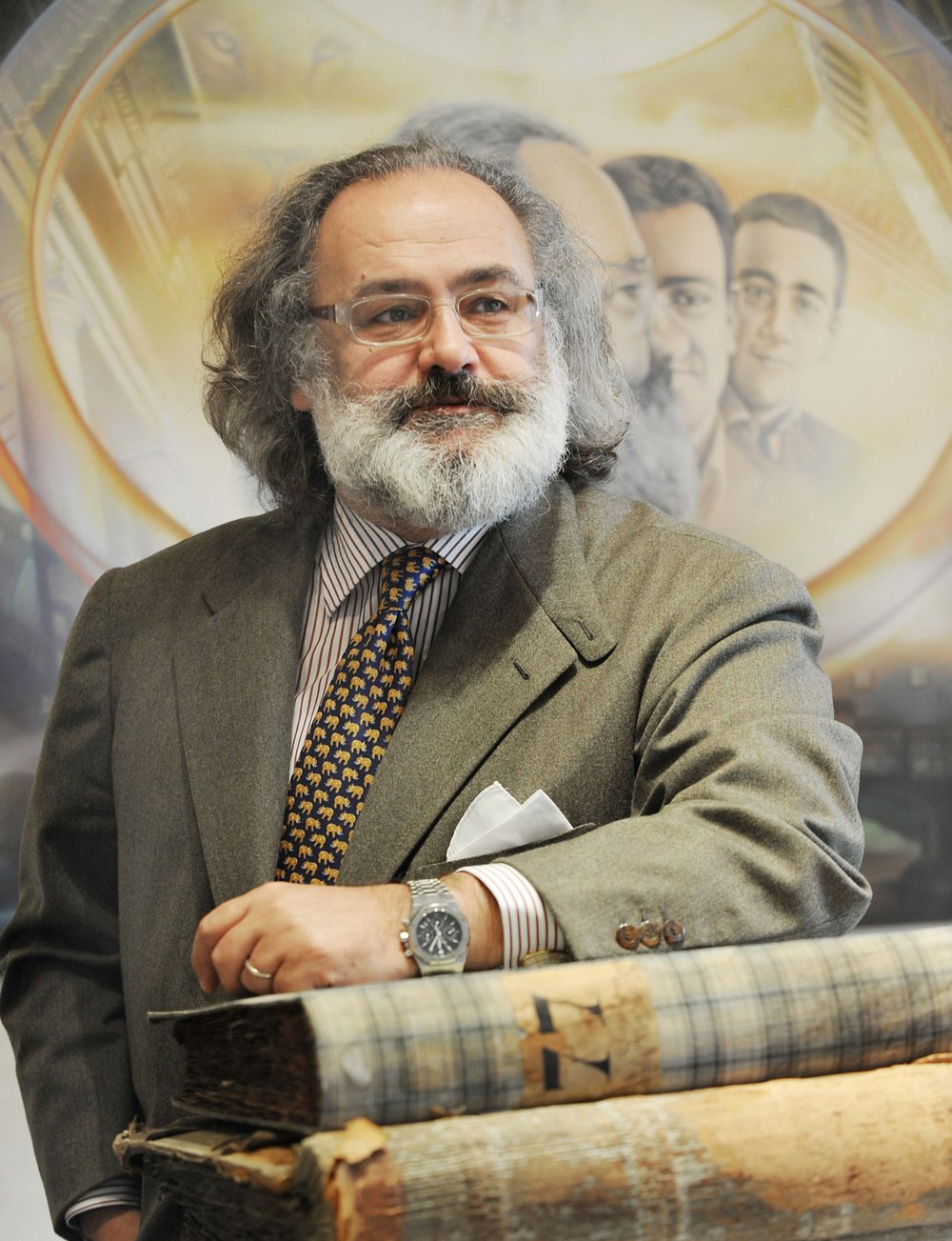 Stefano Ricci,意大利頂級男裝同名品牌創始人。