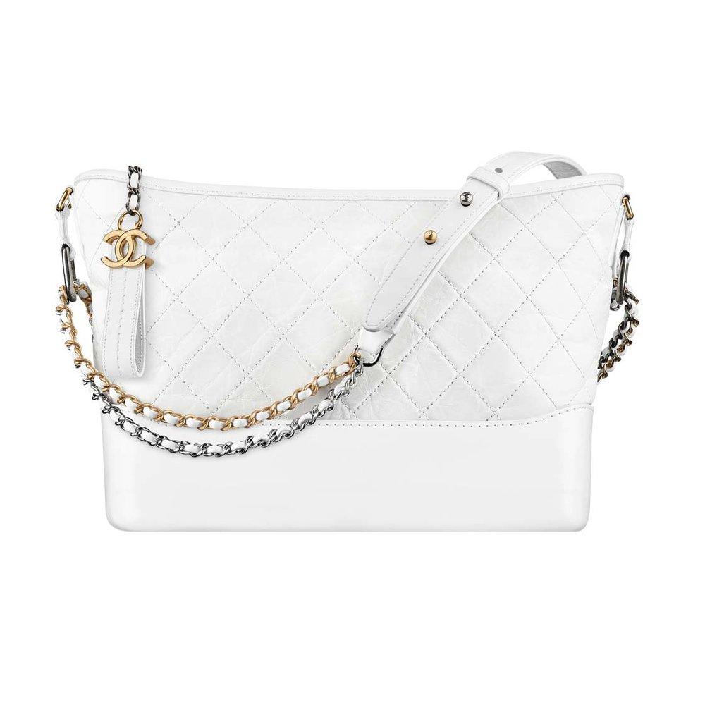 Gabrielle Hobo Bag by CHANEL $4,500 香奈兒手袋