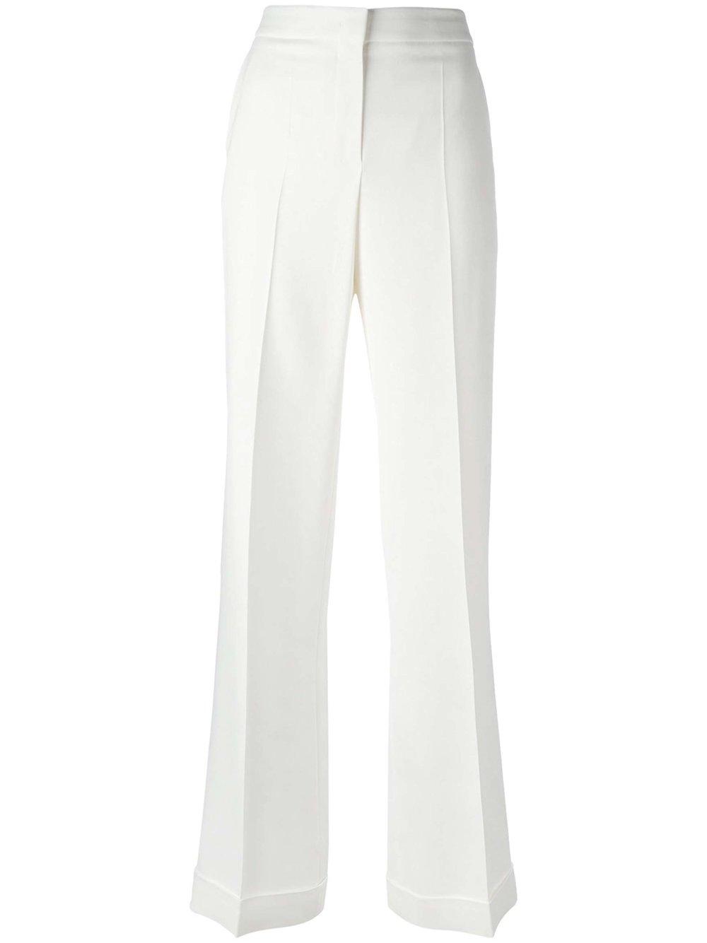 Wide-Leg Trousers by Alberta Ferretti $1,194 阿爾伯特.菲爾蒂寬腿褲