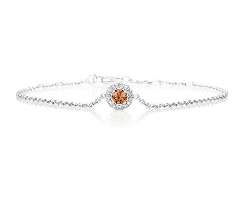 Aura Fancy Coloured Diamond Bracelet by De Beers $2,450 戴比爾斯奢華鑽石手鏈