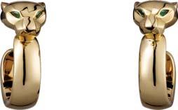 Panthère de Cartier Earrings by Cartier $7,900 卡地亞耳環