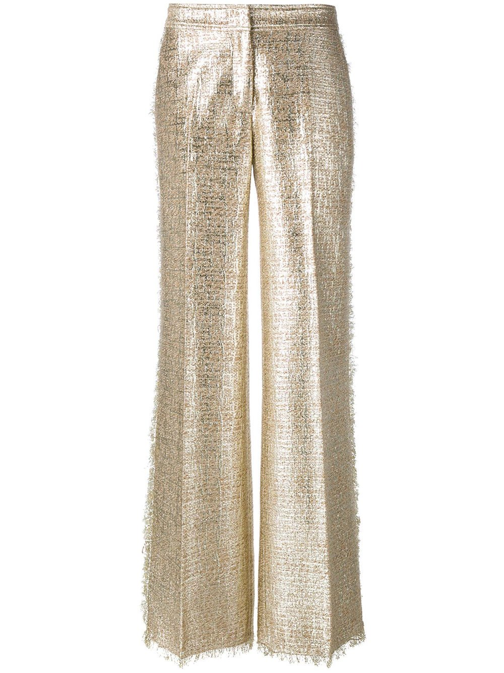 Wide-Leg Trousers by Gianluca Capannolo $1,276 寬腿褲