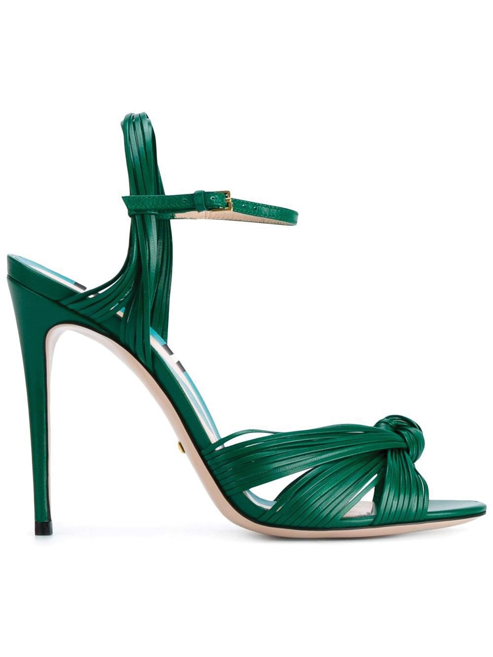 Strappy Sandals by Gucci $950 古奇綁繩涼鞋