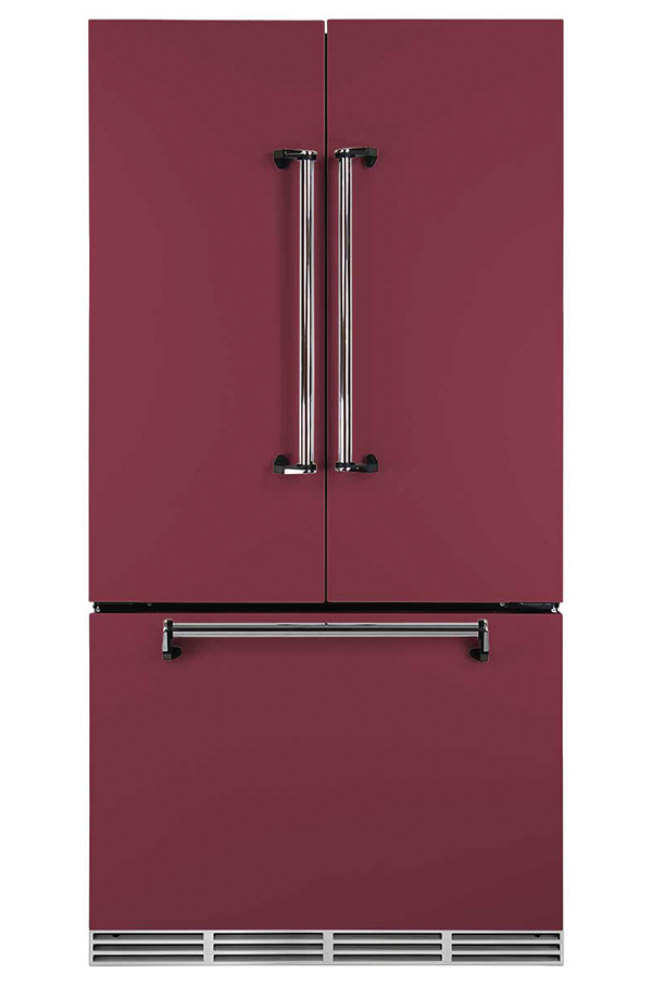 "AGA Legacy 36"" French Door Counter Depth Refrigerator"