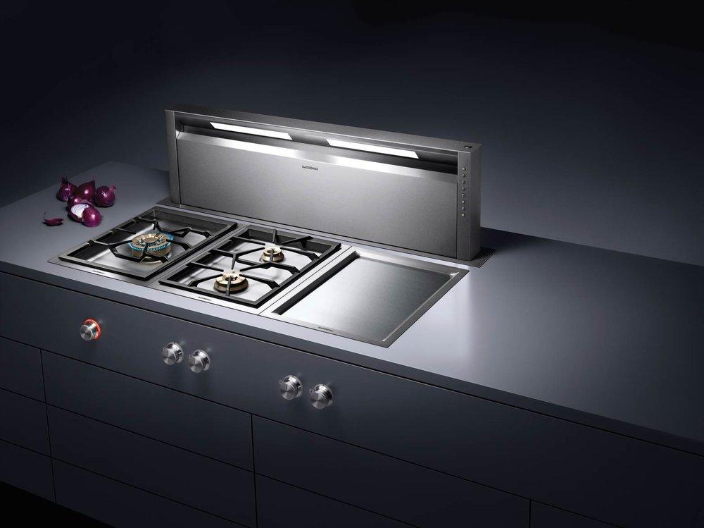 Gaggenau Table Ventilation 400 Series