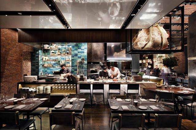Seneca-Tiles.-Waterlily-2x8-tiles-Chefs-Club-NY.10929223_889544051076614_2431338989205444705_o.jpg