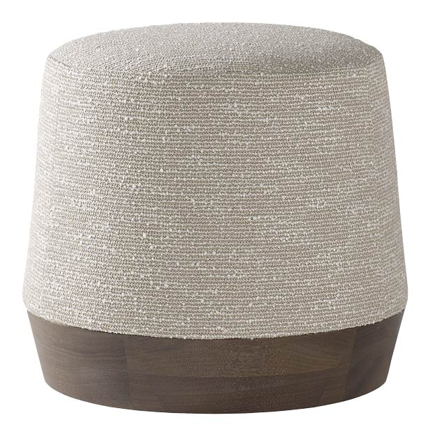 Baker Furniture Thimble Ottoman Starting at $2,700