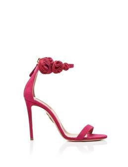 Aquazzura 玫紅色高跟鞋