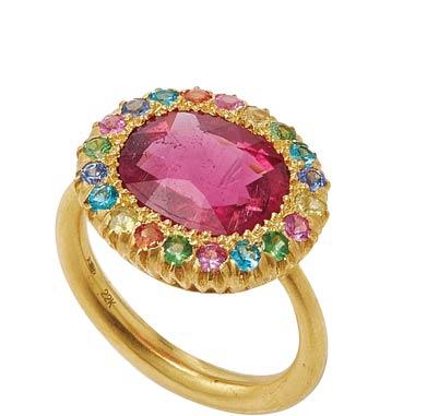 「瑪格麗特公主」戒指