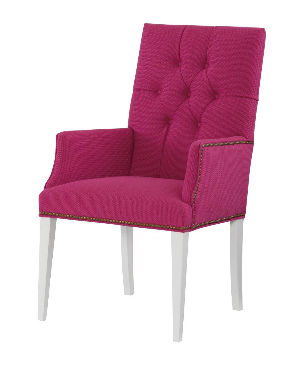 Century Furniture Fairmont Tufted Armchair, $1,595