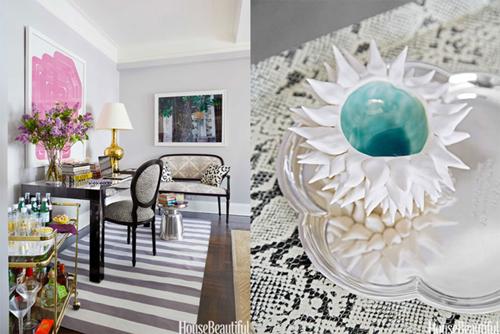 Ashley Whittaker, House Beautiful, Parsons desk