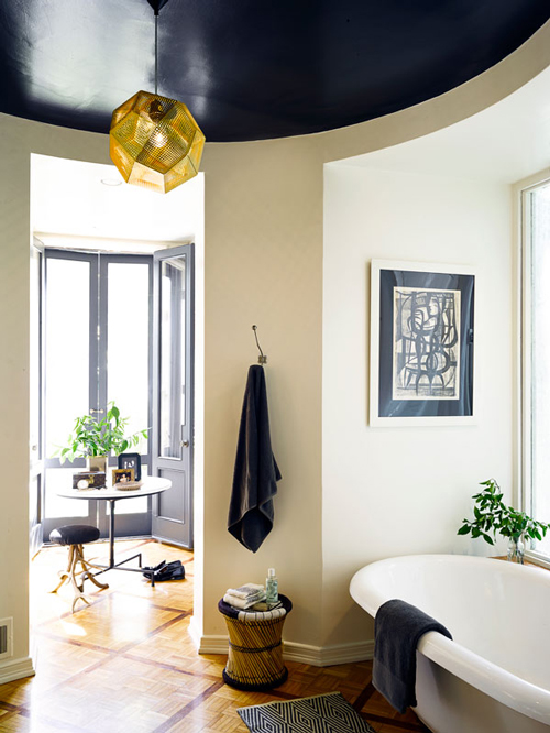 Nate Berkus Bathroom California