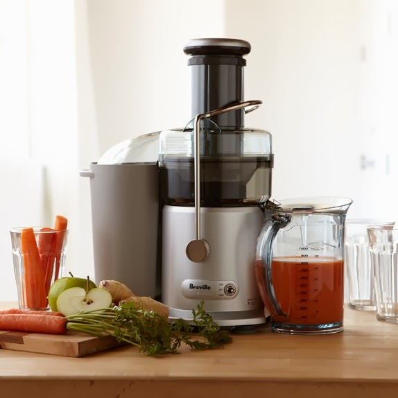 Breville juicer, inexpensive juicer, well priced juicer
