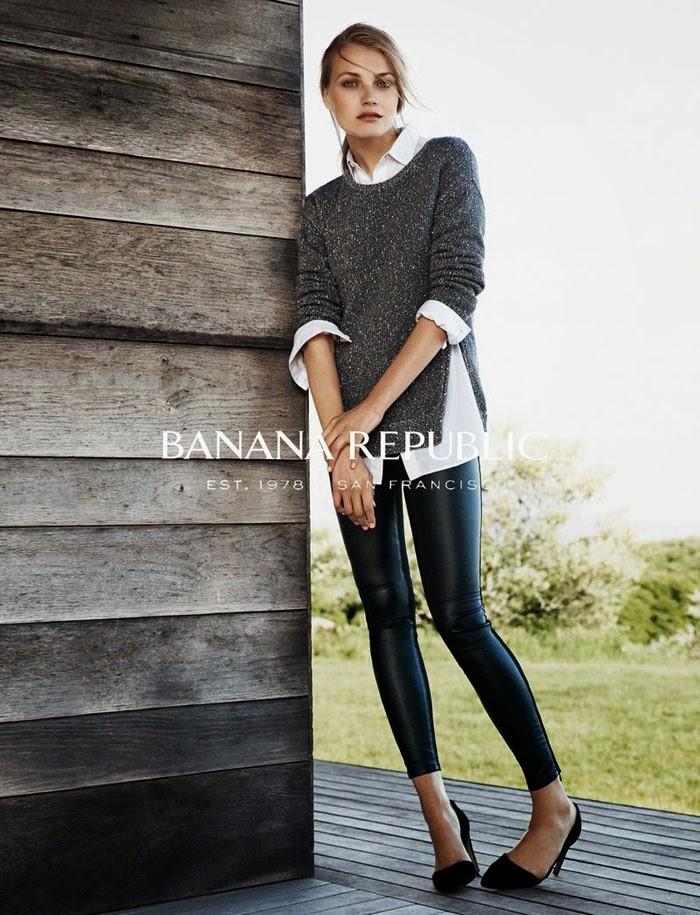 Marissa Webb for Banana Republic, Banana Republic Fall Collection 2014