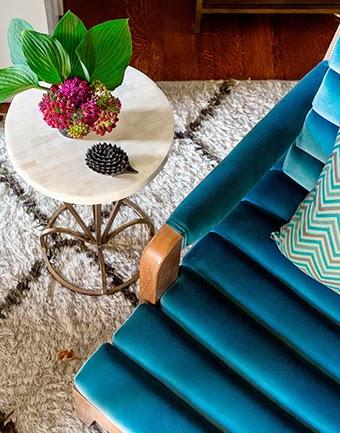Tilton Fenwick moroccan rug