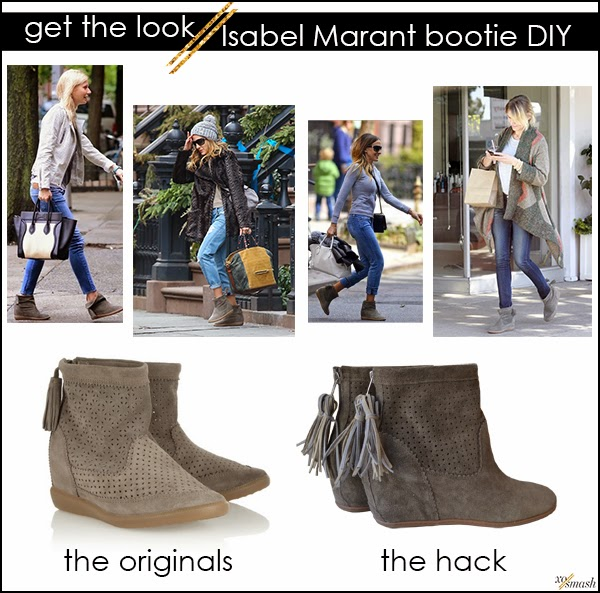 Isabel marant beslay boot for less, isabel mar ant beslay boot DIY, isabel marant beslay boot lookalike